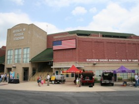 Arthur W.Perdue Stadium