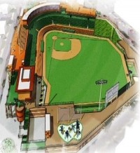 Boston Baseball Field of Dreams
