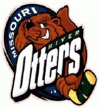 Missouri River Otters